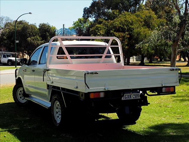 2013 TOYOTA HILUX SR KUN26R CAB CHASSIS