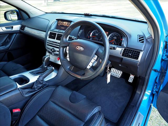 2010 FORD PERFORMANCE VEHICLES F6  FG UTILITY