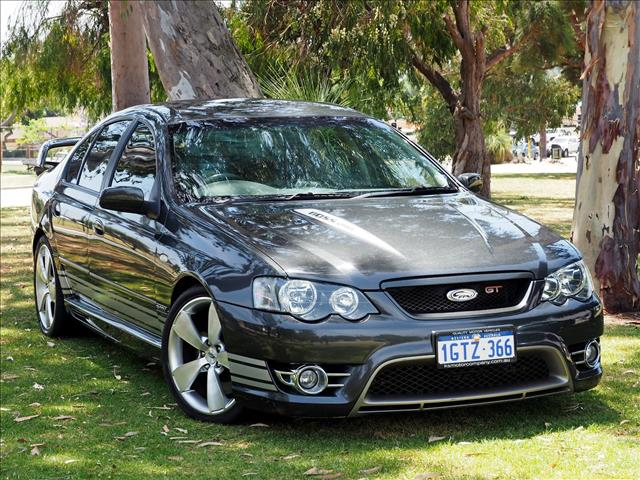 2006 FORD PERFORMANCE VEHICLES GT  BF SEDAN