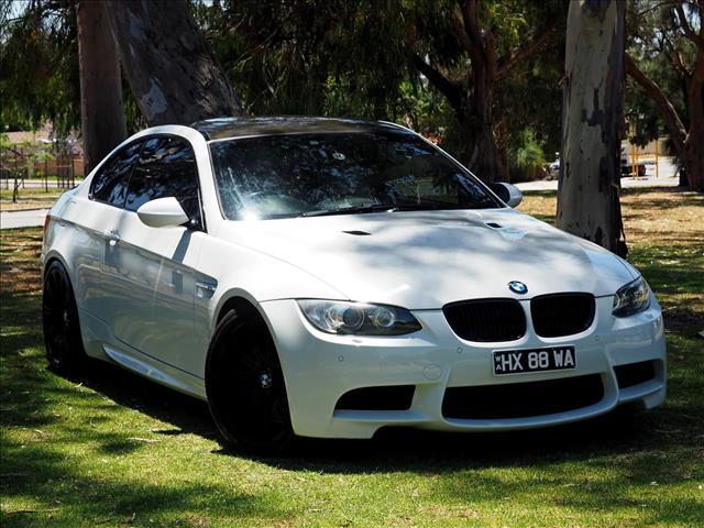 2009 BMW M3  E92 COUPE