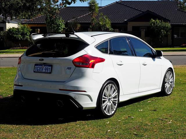 2016 FORD FOCUS RS LZ HATCHBACK