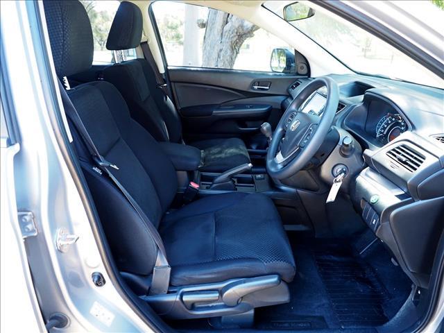 2015 HONDA CR-V VTi RM Series II WAGON
