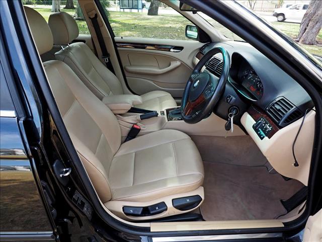 2004 BMW 3 SERIES 320i Executive E46 SEDAN