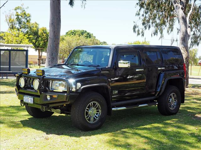 2007 HUMMER H3 Luxury (No Series) WAGON