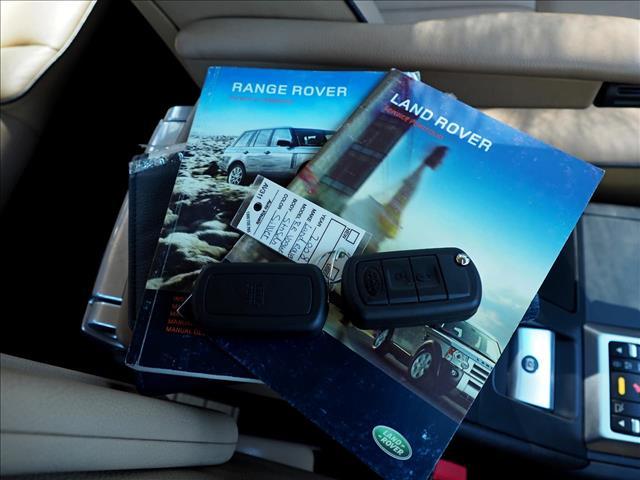2008 LAND ROVER RANGE ROVER VOGUE TDV8 L322 WAGON