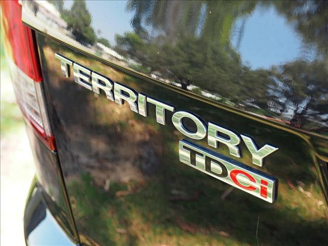 2015 FORD TERRITORY Titanium SZ MkII WAGON