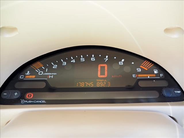 2000 HONDA S2000  (No Series) ROADSTER