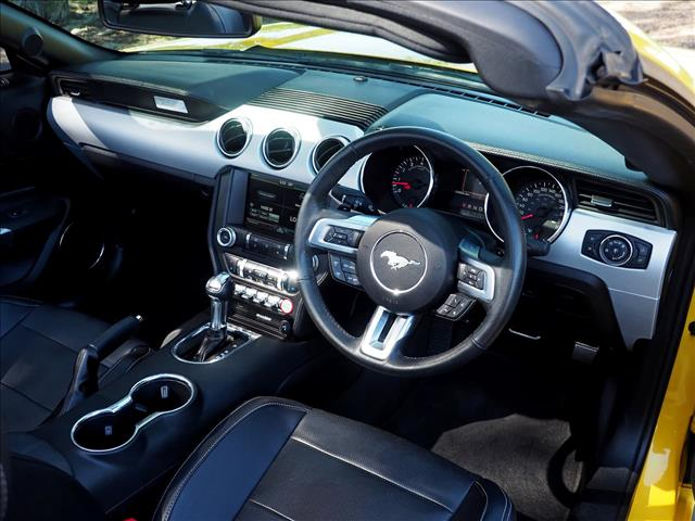 2016 FORD MUSTANG  FM CONVERTIBLE
