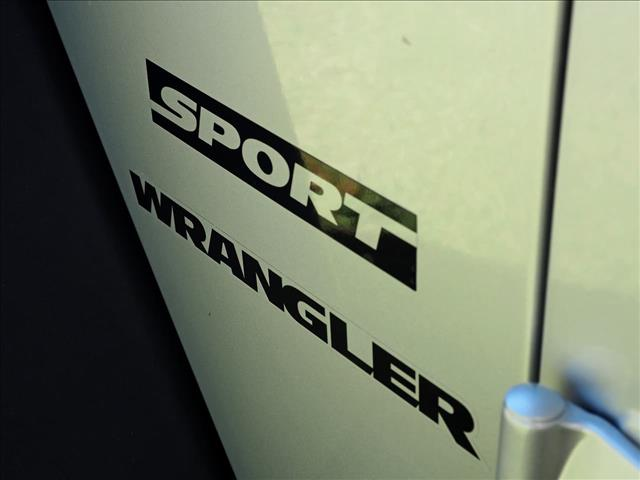 2012 JEEP WRANGLER Sport JK SOFTTOP