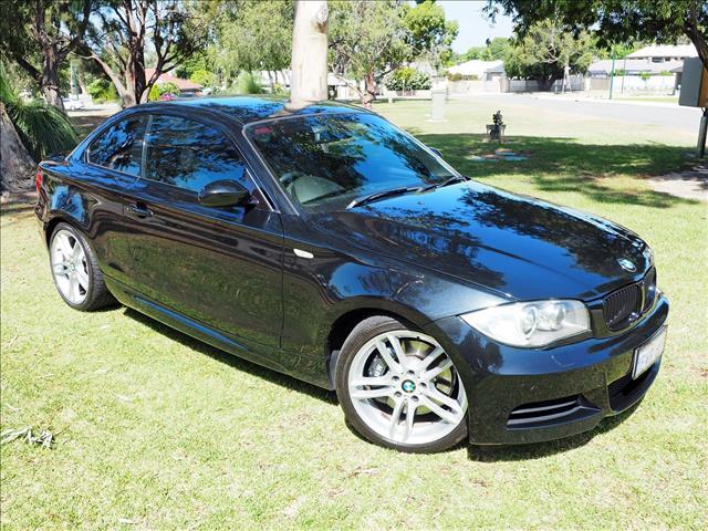 2008 BMW 1 SERIES 135i Sport E82 COUPE
