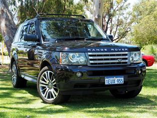 2008 LAND ROVER RANGE ROVER SPORT Super Charged L320 WAGON