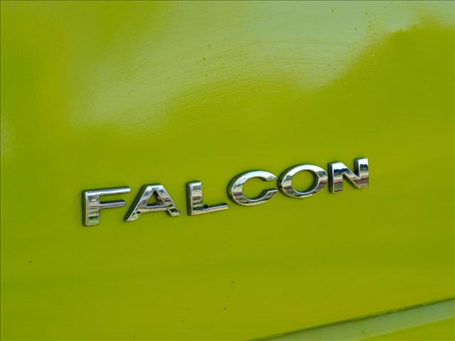 2004 FORD FALCON UTE XR8 BA UTILITY