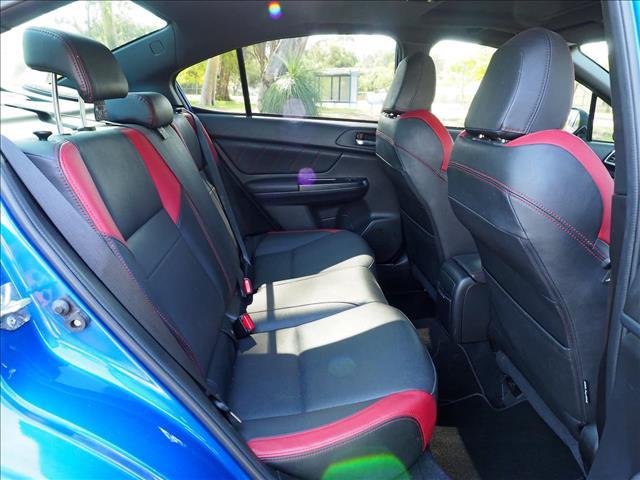 2014 SUBARU WRX STI Premium V1 SEDAN