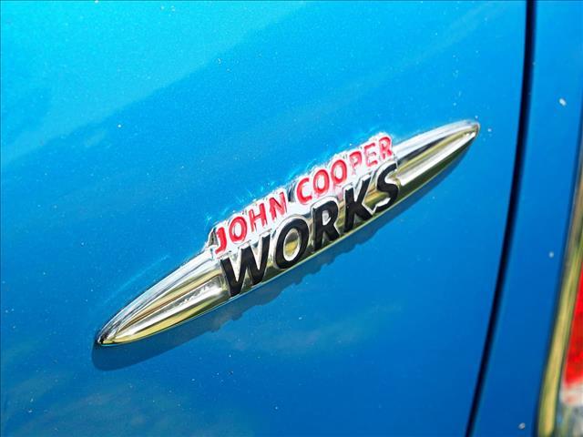 2009 MINI HATCH John Cooper Works R56 HATCHBACK