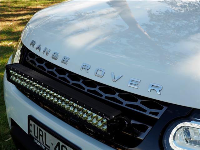 2016 LAND ROVER RANGE ROVER SPORT SDV6 SE L494 WAGON