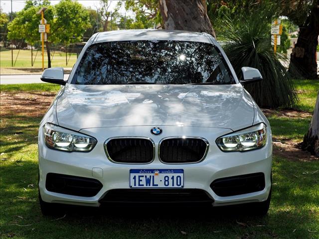 2015 BMW 1 SERIES 118d F20 HATCHBACK