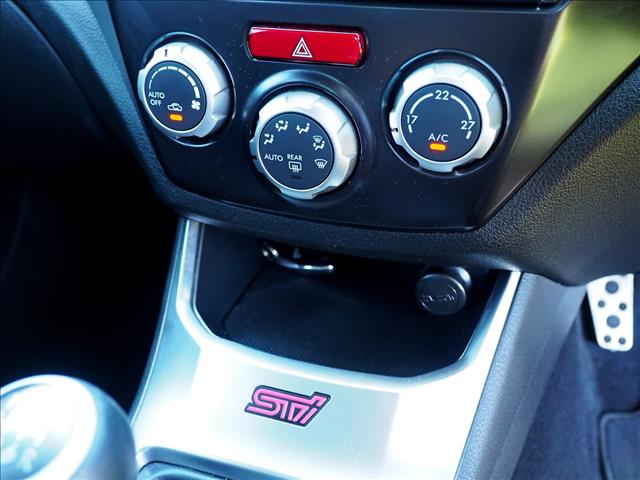 2011 SUBARU IMPREZA WRX STI G3 SEDAN