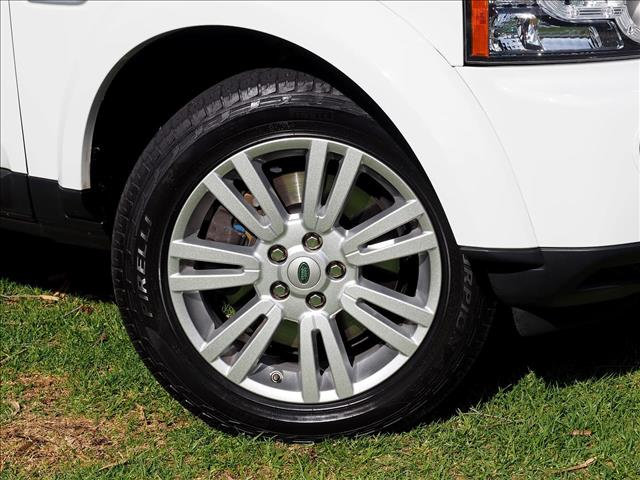 2013 LAND ROVER DISCOVERY 4 TDV6 Series 4 WAGON