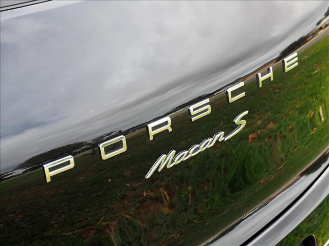 2014 PORSCHE MACAN S Diesel 95B WAGON