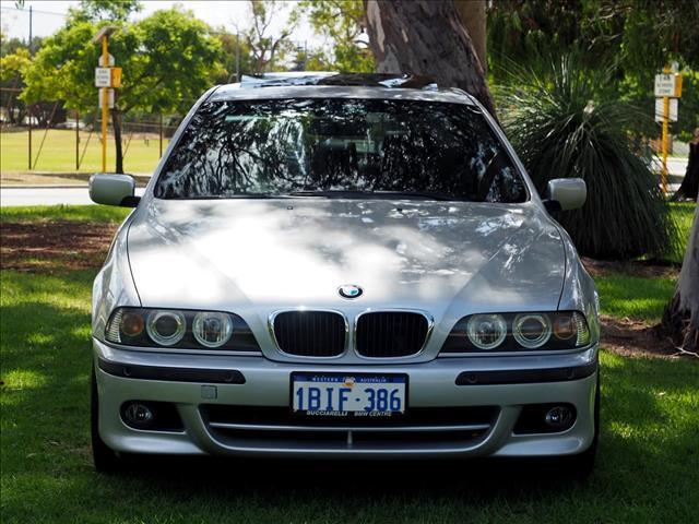 2003 BMW 5 SERIES 525i Sport E39 SEDAN