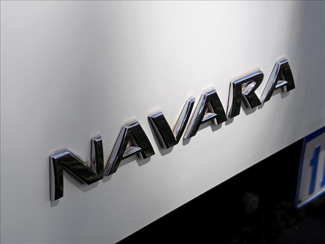 2007 NISSAN NAVARA ST-X D40 UTILITY