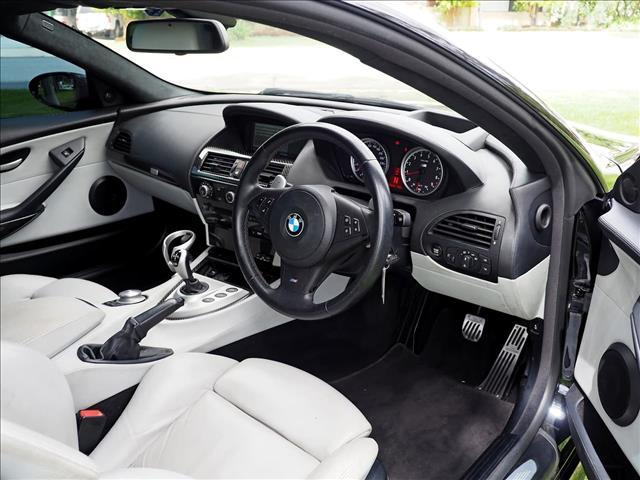 2007 BMW M6  E63 COUPE