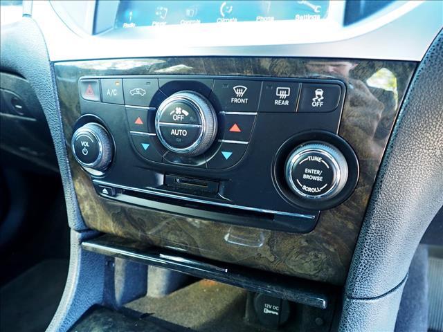 2012 CHRYSLER 300 C LX SEDAN