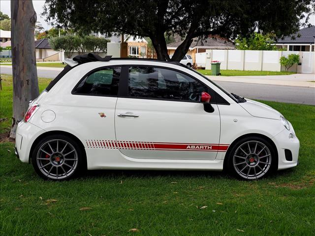 2012 ABARTH 500 Esseesse C Series 1 CONVERTIBLE