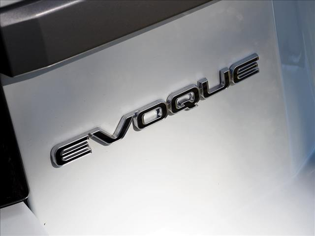 2012 LAND ROVER RANGE ROVER EVOQUE SD4 Pure L538 WAGON