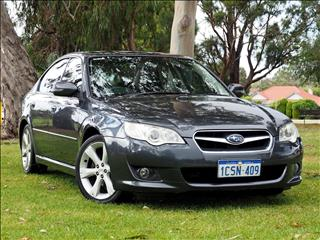 2008 SUBARU LIBERTY  4GEN SEDAN