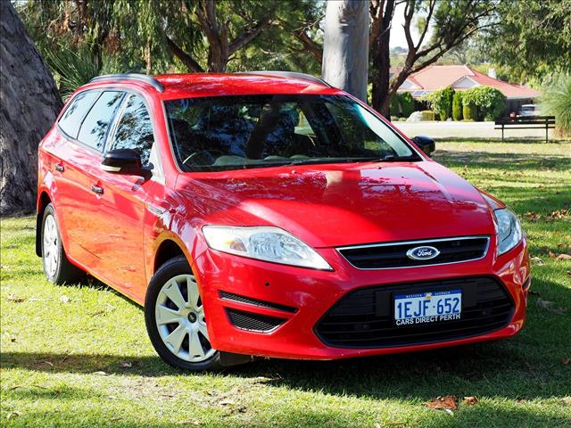 2013 FORD MONDEO LX TDCi MC WAGON