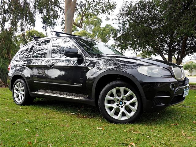 2010 BMW X5 xDrive30d E70 WAGON
