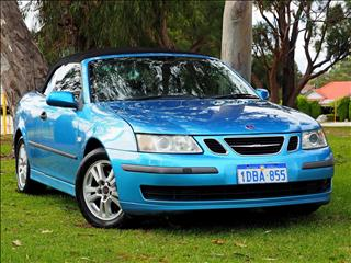 2007 SAAB 9-3 Linear 442 CONVERTIBLE