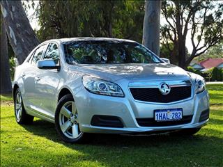 2014 HOLDEN MALIBU CD EM SEDAN