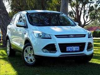 2014 FORD KUGA Ambiente TF WAGON