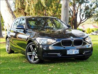 2012 BMW 1 SERIES 116i F20 HATCHBACK