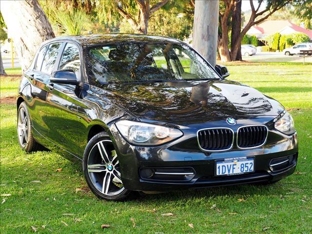 2012 BMW 1 SERIES 116i F20 HATCHBACK