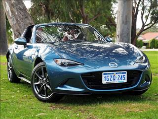 2020 MAZDA MX-5 GT ND ROADSTER