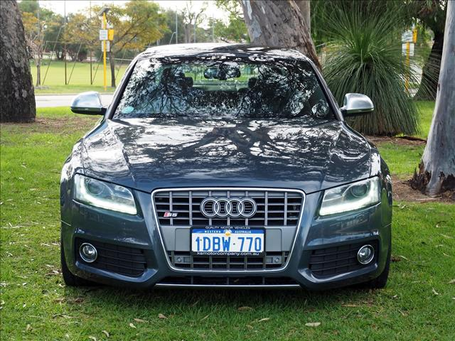 2008 AUDI S5  8T COUPE