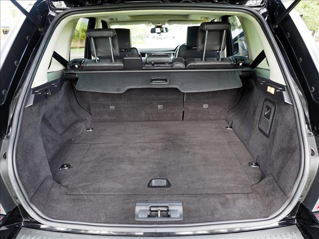 2010 LAND ROVER RANGE ROVER SPORT Super Charged L320 WAGON