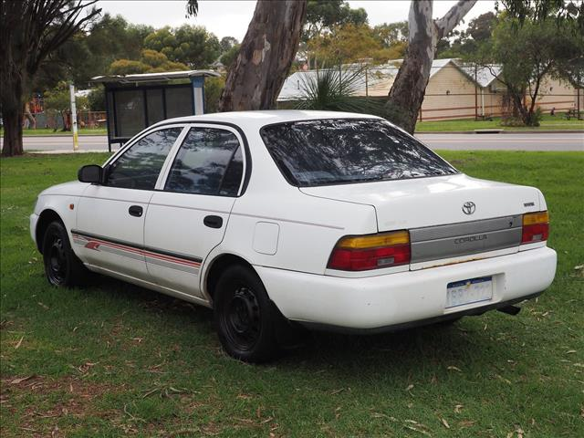 1994 TOYOTA COROLLA Conquest AE102X SEDAN
