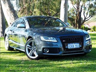 2007 AUDI S5  8T COUPE