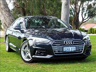 2017 AUDI A5 sport F5 COUPE