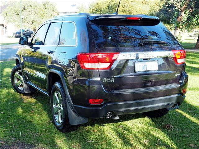 2012 JEEP GRAND CHEROKEE Laredo WK WAGON