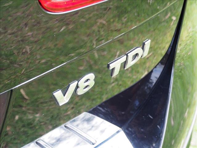 2014 VOLKSWAGEN TOUAREG V8 TDI R-Line 7P WAGON