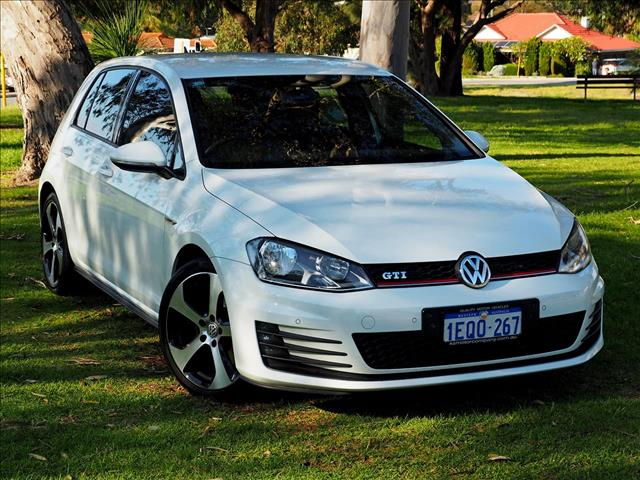 2014 VOLKSWAGEN GOLF GTI 7 HATCHBACK