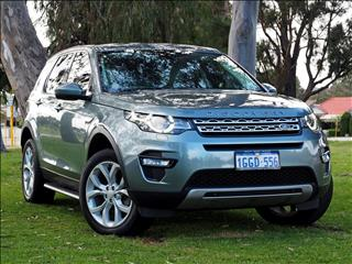 2017 LAND ROVER DISCOVERY SPORT TD4 150 HSE L550 WAGON