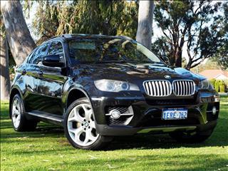 2010 BMW X6 xDrive50i E71 WAGON