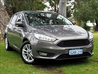 2016 FORD FOCUS Trend LZ HATCHBACK