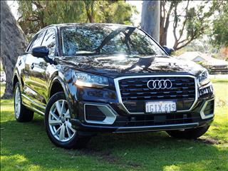 2017 AUDI Q2 design GA WAGON